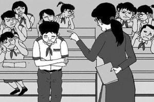 Từ quy định giáo viên xúc phạm học sinh bị phạt 30 triệu đến việc cô giáo bắt cả lớp ngậm bút giữ trật tự: Khi ranh giới đúng sai trở nên quá mong manh