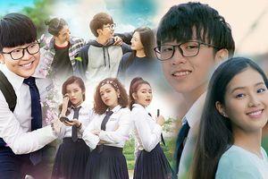 Tùng Maru, Bích Ngọc cùng dàn diễn viên trẻ vẽ nên những kỷ niệm đẹp trong phim học đường 'Thạch Thảo'