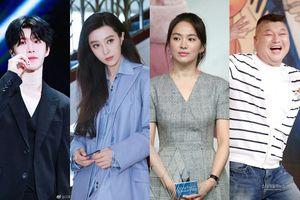 Phạm Băng Băng lên tiếng xin lỗi, K-net liền 'đá xéo' Song Hye Kyo - Kang Ho Dong trốn thuế và tò mò lý do Phạm Thừa Thừa khóc