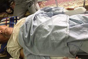 Đánh cụ ông 83 tuổi gãy hai tay vì... đi thể dục làm chó sủa không ngủ được