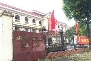Bắc Giang: Thanh tra kết luận hàng loạt sai phạm trong dự án trăm tỷ
