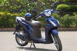 Honda Vision bổ sung phiên bản mới giá hơn 30 triệu