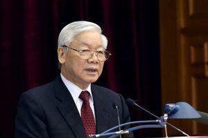 Trung ương giới thiệu Tổng Bí thư Nguyễn Phú Trọng để bầu làm Chủ tịch nước