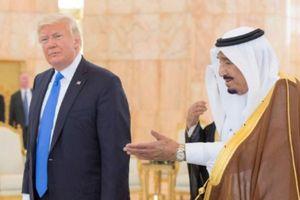 Ông Trump tiết lộ về lời cảnh báo dành cho vua Saudi Arabia
