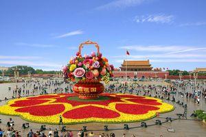 Ngành du lịch Trung Quốc bùng nổ vào ngày đầu tiên của 'Tuần lễ vàng'