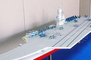 Nga sắp có tàu sân bay siêu hiện đại