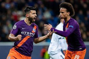 Aguero và Silva ghi bàn, Man City nhọc nhằn đánh bại Hoffenheim