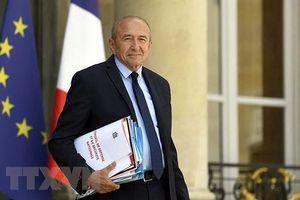 Bộ trưởng Nội vụ Pháp tuyên bố quyết từ chức