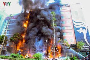 Cháy, nổ gây thiệt hại hơn 1.590 tỷ đồng trong 9 tháng qua
