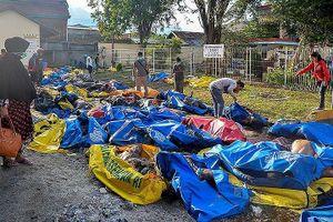 Động đất sóng thần Indonesia: Số người chết tăng lên hơn 1.400