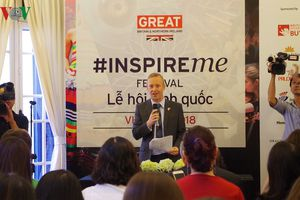 Đại sứ Anh: 'Brexit không gây ra thách thức cho quan hệ Anh-Việt Nam'