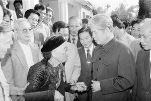 Những cống hiến to lớn của đồng chí Đỗ Mười với cách mạng Việt Nam