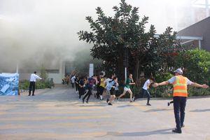 2.500 người diễn tập chữa cháy và cứu nạn, cứu hộ