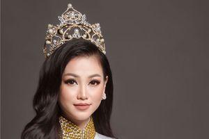 Á hậu Nguyễn Phương Khánh sẽ đại diện Việt Nam tham gia Miss Earth 2018
