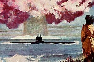 Mỹ từng âm mưu tấn công hạt nhân Trung Quốc