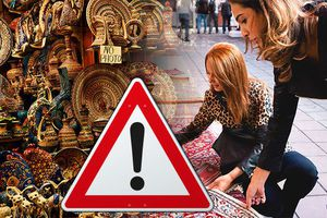 Thổ Nhĩ Kỳ: Cảnh bảo khách du lịch có thể bị tù 12 năm nếu mua mặt hàng này