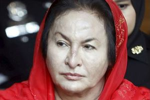 Vợ cựu Thủ tướng Malaysia bị bắt để phục vụ điều tra tham nhũng
