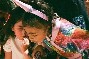 Tiệc sinh nhật 5 tuổi xa hoa của con gái Kim Kadarshian - Kanye West