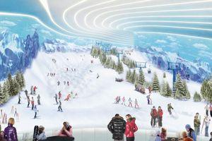 Những khu trượt tuyết trong nhà ấn tượng nhất thế giới