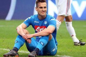 Ngôi sao Napoli bị cướp dí súng vào đầu sau trận thắng Liverpool