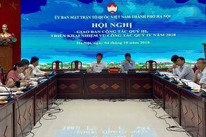 Hà Nội: 99,5% hộ nghèo cần hỗ trợ đã được xây, sửa nhà
