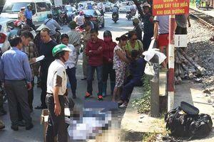 Hà Nội: Nam thanh niên bị tàu hỏa đâm trúng tử vong khi băng qua đường sắt