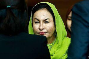 Người vợ 'nghiện' hàng hiệu của cựu Thủ tướng Malaysia bị bắt