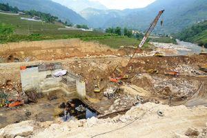 Thủy điện không phép ở Lào Cai: DN 'biến mất' khỏi nơi đăng ký kinh doanh!?