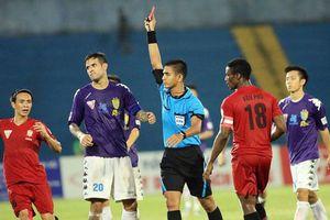 Trọng tài Malaysia bắt trận chung kết ngược V-League 2018