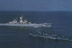 Type 051 Trung Quốc định dọa Kirov Liên Xô:Trứng chọi đá