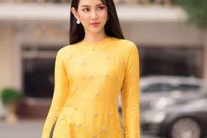 Á hậu Thúy An nhập viện, Thùy Tiên được chọn đi thi Hoa hậu Quốc tế