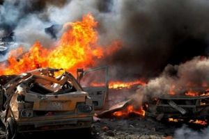 IS ồ ạt đánh bom xe sát hại 2 lính Mỹ ở Syria
