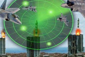 'Rồng lửa' S-300 Nga ở Syria 'tắt điện' trước 'chim ăn thịt' F-22 Mỹ?