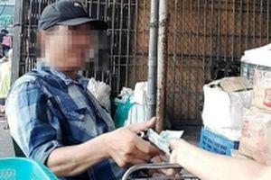 Sớm khởi tố bị can trong vụ cưỡng đoạt tài sản ở chợ Long Biên
