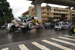 Tai nạn rình rập từ xe chở hàng tự chế