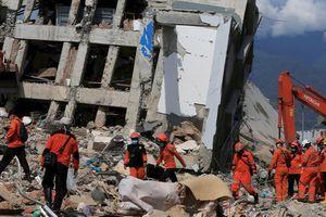 Nhiều hỗ trợ cho nạn nhân động đất ở Indonesia