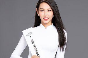 Thùy Tiên vắng mặt trong dự đoán top 15 Hoa hậu Quốc tế 2018