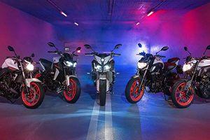 Dòng siêu naked-bike Yamaha MT 2019 mới có gì hay?