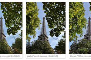 Camera iPhone XS Max được đánh giá tốt nhưng vẫn thua smartphone này