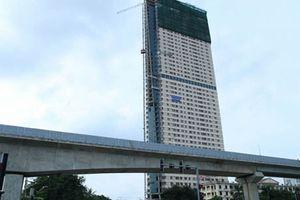 Hai tháp biểu tượng của tỉnh Hà Tây cũ sau 10 năm