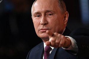 TT Putin: Chính sách của ông Trump khiến giá dầu tăng vọt