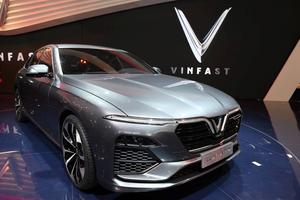 Xe Vinfast thành tâm điểm truyền thông quốc tế