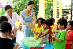 TP. Hồ Chí Minh: Ngăn chặn sớm các bệnh truyền nhiễm trong trường học