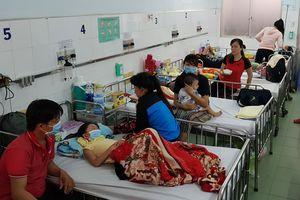 Bệnh sởi đã lan ra 24 quận huyện ở TP.HCM