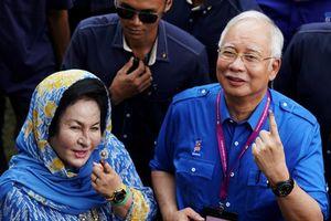 Vợ cựu Thủ tướng Najib bị bắt