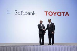 SoftBank, Toyota bắt tay phát triển xe tự lái, dịch vụ gọi xe