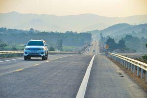 Toàn cảnh tuyến đường Hòa Lạc-Hòa Bình trước giờ G thông xe