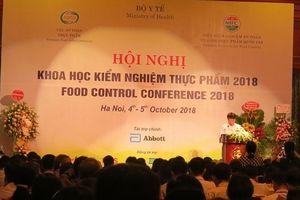 Nâng cao năng lực kiểm nghiệm an toàn thực phẩm