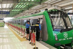 Di chuyển bằng đường sắt Cát Linh - Hà Đông: Cần kết nối linh hoạt