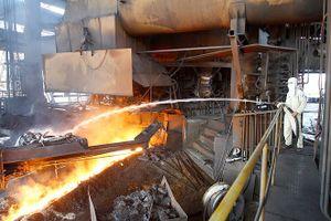 Siết chặt nước thải, khí thải ngành thép